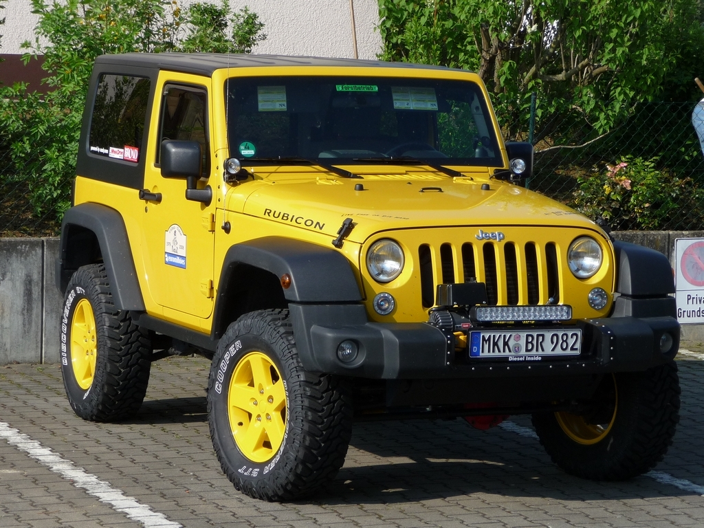 Detonator Yellow Is The Best Jkowners Com Jeep
