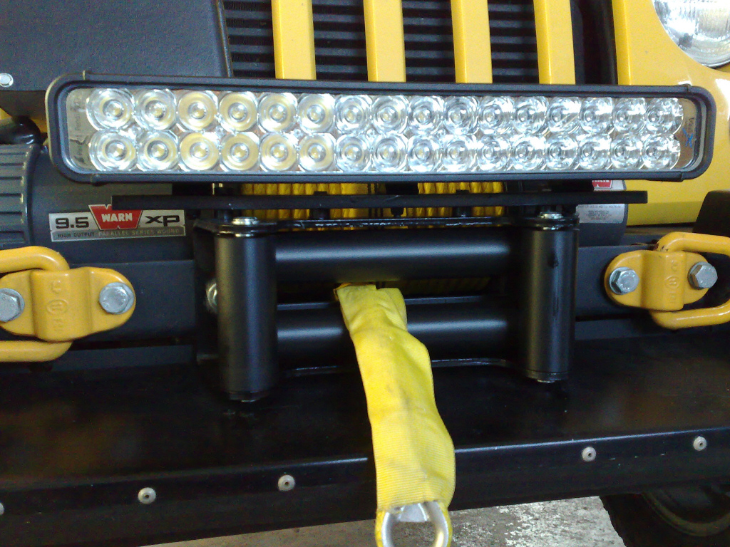Einbau seilwinde wrangler jk forum jeep forum for Rose city motors jackson mi inventory