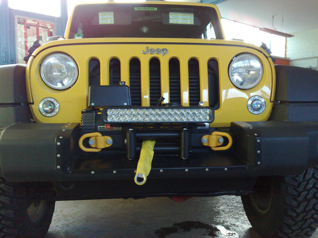 Xmitter mounting on winch rollerfairlead for Rose city motors jackson mi inventory
